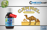 100ml CAMMEL 18mg eLiquid (With Nicotine, Strong) - Natura eLiquid by HEXOcell εικόνα 1