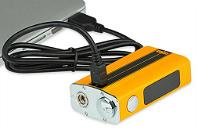 KIT - Joyetech eVic VT Sub Ohm 60W Express Kit ( Dazzling White ) εικόνα 6
