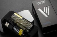 KIT - Vapros iBox Mini 30W Sub Ohm - 2000mAh VV/VW ( Black ) εικόνα 1