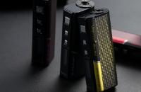 KIT - Vapros iBox Mini 30W Sub Ohm - 2000mAh VV/VW ( Black ) εικόνα 2