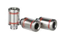 ΑΞΕΣΟΥΆΡ / ΔΙΆΦΟΡΑ - 510 Pyrex Drip Tip ( Stainless Steel ) εικόνα 1