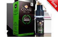10ml ROYAL GREEN 0mg eLiquid (Tobacco & Mint) - eLiquid by Colins's εικόνα 1