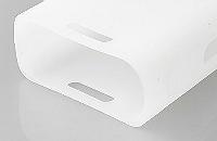 ΑΞΕΣΟΥΆΡ / ΔΙΆΦΟΡΑ - Eleaf iStick 100W Protective Silicone Sleeve ( Clear ) εικόνα 2