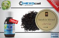 100ml LATAKIA 18mg eLiquid (With Nicotine, Strong) - Natura eLiquid by HEXOcell εικόνα 1
