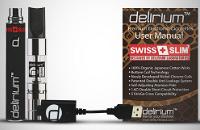 ΚΑΣΕΤΙΝΑ - delirium SWISS V2 - BLACK - * ΕΞΑΙΡΕΤΙΚΟ * εικόνα 5