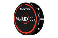 ΑΞΕΣΟΥΆΡ / ΔΙΆΦΟΡΑ - UD Nichrome 24 Gauge Wire ( 30ft / 9.15m ) εικόνα 1