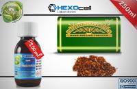 250ml VIRGINIA 9mg eLiquid (With Nicotine, Medium) - Natura eLiquid by HEXOcell εικόνα 1