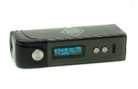 KIT - Council of Vapor TRIDENT Ni200 TC 60W Box Mod ( Black ) εικόνα 3