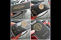 KIT - Council of Vapor TRIDENT Ni200 TC 60W Box Mod ( Black ) εικόνα 6