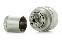 ΑΤΜΟΠΟΙΗΤΉΣ - eXvape eXpromizer V2.1 RBA/RTA ( Brushed Steel ) εικόνα 4
