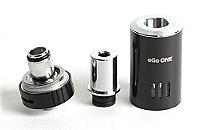 ΑΤΜΟΠΟΙΗΤΉΣ - JOYETECH eGo ONE 2.5ml TC Capable Sub Ohm Atomizer ( Black ) εικόνα 4