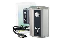 KIT - Eleaf iStick 200W TC Box Mod ( Grey ) εικόνα 1
