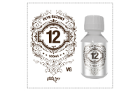 D.I.Y. - 100ml PINK FURY Neutral Base (100% VG, 12mg/ml Nicotine) εικόνα 1