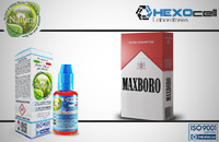 30ml MAXBORO 9mg Υγρό Αναπλήρωσης (Με Νικοτίνη, Μεσαίο ) - Natura Υγρά Αναπλήρωσης από την HEXOcell εικόνα 1
