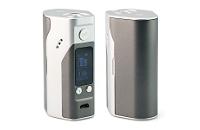 KIT - Wismec REULEAUX RX200S 200W TC Mod ( Grey & Silver ) εικόνα 2