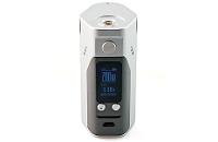 KIT - Wismec REULEAUX RX200S 200W TC Mod ( Grey & Silver ) εικόνα 3