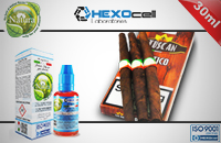 30ml TUSCAN 3mg eLiquid (With Nicotine, Very Low) - Natura eLiquid by HEXOcell εικόνα 1