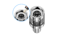 KIT - Joyetech eGo ONE V2 1500mAh Full Kit ( Silver ) εικόνα 6