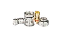 ΑΤΜΟΠΟΙΗΤΉΣ - VAPORESSO Target Pro cCell Ceramic Coil Atomizer ( Silver ) εικόνα 4