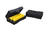 ΑΞΕΣΟΥΆΡ / ΔΙΆΦΟΡΑ - CHUBBY GORILLA Dual 18650 Battery Case ( Black ) εικόνα 1