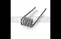 ΑΞΕΣΟΥΆΡ / ΔΙΆΦΟΡΑ - 60x Coil Master 0.45Ω Pre-Built Fused Clapton Kanthal Coils εικόνα 3