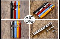 KIT - Joyetech eGo AIO D16 Full Kit ( Red ) εικόνα 3
