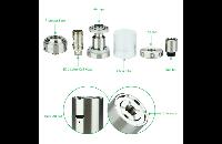 KIT - Eleaf iJust S Sub Ohm Starter Kit ( Silver ) εικόνα 5