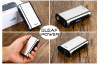 KIT - Eleaf iPower 80W TC Box Mod ( Grey ) εικόνα 4