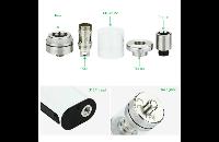 KIT - Eleaf iStick Power Nano 40W TC Full Kit ( Silver ) εικόνα 4