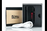 KIT - HCIGAR VT75 Nano TC Mod ( Black ) εικόνα 1