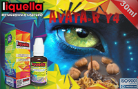 30ml AVATA-R Y4 9mg eLiquid (With Nicotine, Medium) - Liquella eLiquid by HEXOcell εικόνα 1