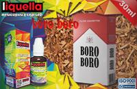 30ml BORO BORO 9mg eLiquid (With Nicotine, Medium) - Liquella eLiquid by HEXOcell εικόνα 1