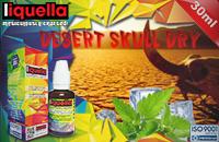 30ml DESERT SKULL DRY 9mg eLiquid (With Nicotine, Medium) - Liquella eLiquid by HEXOcell εικόνα 1