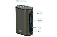 ΜΠΑΤΑΡΙΑ - Eleaf iStick Power Nano 40W TC ( Brushed Silver ) εικόνα 3