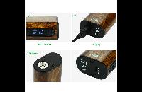 ΜΠΑΤΑΡΙΑ - Eleaf iStick Power Nano 40W TC ( Brushed Silver ) εικόνα 5