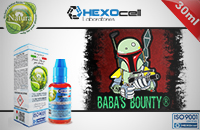 30ml BABA'S BOUNTY 3mg eLiquid (With Nicotine, Very Low) - Natura eLiquid by HEXOcell εικόνα 1