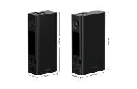 KIT - JOYETECH eVic VTC Dual Full Kit ( White ) εικόνα 2