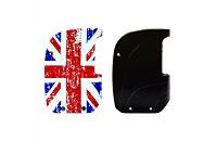 ΑΞΕΣΟΥΑΡ - ΚΑΠΑΚΙ PUFF AVATAR FX40 ( UK FLAG ) εικόνα 1