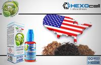 30ml AMERICANO 18mg Υγρό Αναπλήρωσης ( Με Νικοτίνη, Ισχυρό) - Natura Υγρά Αναπλήρωσης από την HEXOcell εικόνα 1