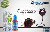 30ml CAPRICCIO 18mg Υγρό Αναπλήρωσης ( Με Νικοτίνη, Ισχυρό) - Natura Υγρά Αναπλήρωσης από την HEXOcell εικόνα 1