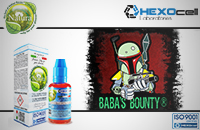 30ml BABA'S BOUNTY 18mg Υγρό Αναπλήρωσης ( Με Νικοτίνη, Ισχυρό) - Natura Υγρά Αναπλήρωσης από την HEXOcell εικόνα 1