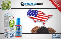 30ml AMERICANO 3mg eLiquid (With Nicotine, Very Low) - Natura eLiquid by HEXOcell εικόνα 1