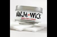 ΑΞΕΣΟΥΆΡ / ΔΙΆΦΟΡΑ - Ninja Wick Organic Japanese Cotton Wickpads εικόνα 1