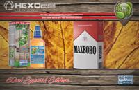 60ml MAXBORO SPECIAL EDITION 9mg High VG eLiquid (With Nicotine, Medium) - Natura eLiquid by HEXOcell εικόνα 1