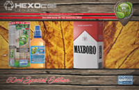 60ml MAXBORO SPECIAL EDITION 18mg High VG eLiquid (With Nicotine, Strong) - Natura eLiquid by HEXOcell εικόνα 1