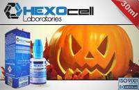 30ml HALLOWEEN FREAK 18mg 80% VG eLiquid (With Nicotine, Strong) - eLiquid by HEXOcell εικόνα 1