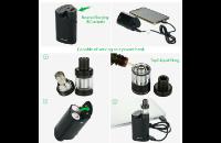 KIT - Eleaf Pico Dual Full Kit ( Black ) εικόνα 6