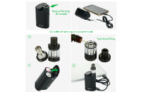 KIT - Eleaf Pico Dual Full Kit ( Silver ) εικόνα 6