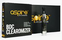 ΑΤΜΟΠΟΙΗΤΉΣ - ASPIRE CE5 BDC Clearomizer - 2.0ML Χωρητικότητα, 1.8 ohms - ( ΜΑΥΡΟ ) εικόνα 2
