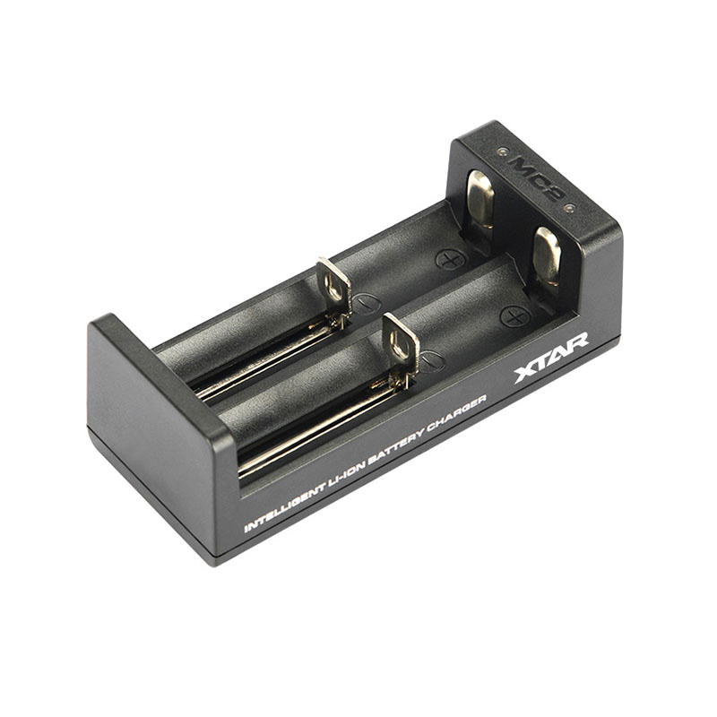ΦΟΡΤΙΣΤΗΣ - 18650/26650 XTAR MC2 USB ( DOUBLE ) εικόνα 2